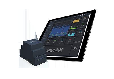 Inteligentní měřič smart-MAC